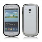 Bumper, černý- Galaxy S3 Mini