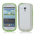 Bumper, zelený- Galaxy S3 Mini