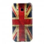 Pouzdro / Obal - Galaxy J1 - Union Jack