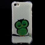 Pouzdro / Obal - iPhone 5/5S - Sova 02