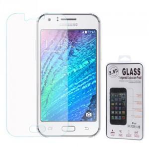 Ochranné tvrzené sklo - Galaxy J1 (2016)