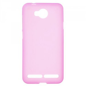 Matné pouzdro Huawei Y3 II - růžové