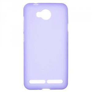Matné pouzdro Huawei Y3 II - fialové