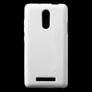 Pouzdro S-Curve Xiaomi Redmi Note 3 - bílé