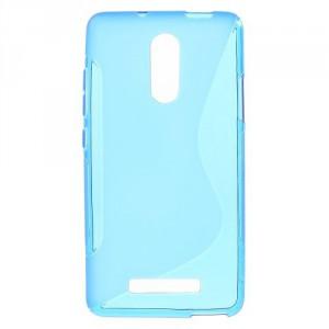 Pouzdro S-Curve Xiaomi Redmi Note 3 - modré