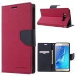 Pouzdro Fancy Diary - Samsung Galaxy J7 (2016) - fuchsia