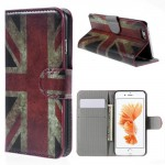 Pouzdro MFashion iPhone 6 - Union Jack