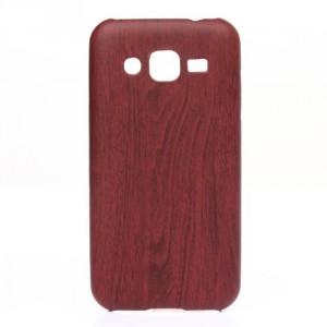 Pouzdro Galaxy J5 - Dřevo 01