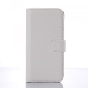 Koženkové pouzdro ZenFone 2 ZE500CL - bílé
