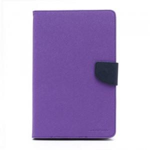 Pouzdro Wallet - Galaxy Note 8.0 N5100 - fialové/tmavě modré