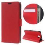 Pouzdro Huawei Y6 II Compact - Červené