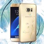 Kryt / Obal Galaxy S7 - Elegant - s kamínky Swarovski