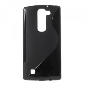 Pouzdro / Obal S-Curve LG G4c / LG Magna - černé