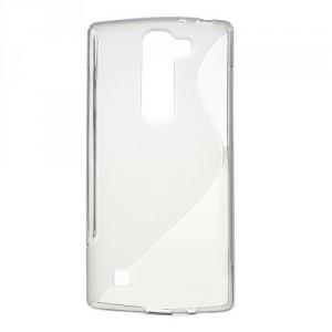 Pouzdro / Obal S-Curve LG G4c / LG Magna - šedé
