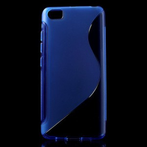 Pouzdro S-curve Xiaomi Mi5 - modré