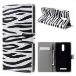 Pouzdro Xiaomi Redmi Note 3 - Zebra