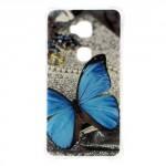 Pouzdro / Obal Honor 5X - Motýl 02