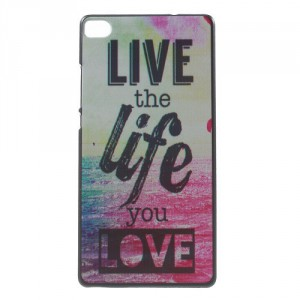 Kryt Ascend P8 - Live the life you love