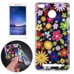 Zadní kryt Xiaomi Redmi 3s - Květy 02