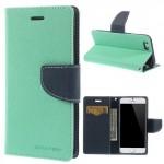 Pouzdro Fancy Diary iPhone 6 - tyrkysové
