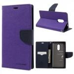 Pouzdro Fancy Diary Xiaomi Redmi Note 4 - fialové