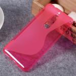 Pouzdro S-curve Nokia 5 - růžové