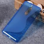 Pouzdro S-curve Nokia 5 - modré