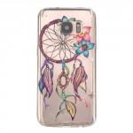 Pouzdro / Obal Galaxy S7 - Průhledné - Lapač snů