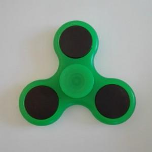 Fidget spinner - zelený