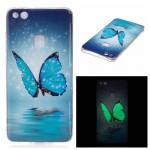 Pouzdro / Obal Huawei P10 Lite - motýl