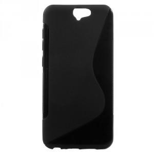 Pouzdro S-Curve HTC One A9 - černé