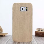 Pouzdro / Obal Galaxy S6 - Dřevo
