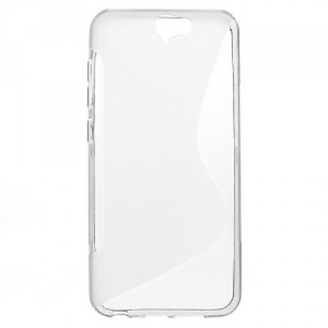 Pouzdro S-Curve HTC One A9 - šedé