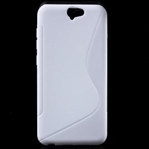 Pouzdro S--Curve na HTC One A9 - bílé