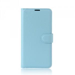 Koženkové pouzdro Alcatel A5 LED - modré