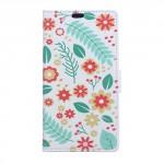 Pouzdro Xiaomi Redmi 4a - květy