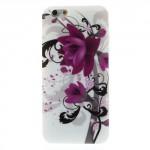 Pouzdro iPhone 6 - Květy 10