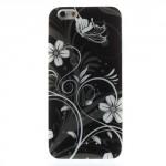 Pouzdro iPhone 6 - Květy 11