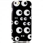 Pouzdro / Obal - iPhone 6 - Oči