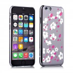 Kryt-Obal iPhone 6 - Květy 02