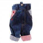 Kabelka na mobil - Kalhoty 03 - modré