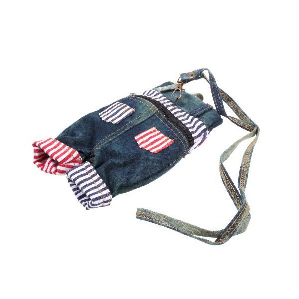 Kabelka na mobil - Kalhoty 04 - modré 23448e152fc