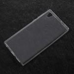 Pouzdro Sony Xperia L1 - tenké průhledné