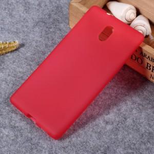 Pouzdro Nokia 3 - červené