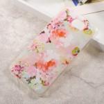 Pouzdro Huawei Y5 II - Květy 03