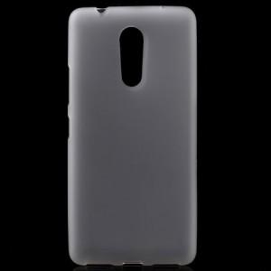 Matné pouzdro Lenovo K6 Note - bílé