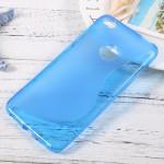 Pouzdro / Obal Huawei P9 Lite 2017 - S-line - modré