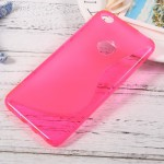 Pouzdro / Obal Huawei P9 Lite 2017 - S-line - růžové