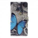 Tenké pouzdro Huawei Y7 Prime - Motýl