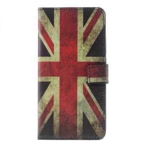 Tenké pouzdro Huawei Y7 Prime - Union Jack